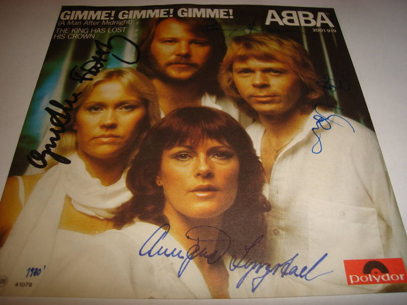 Björn and Benny Agnetha and Anni-Frid - People Need Love