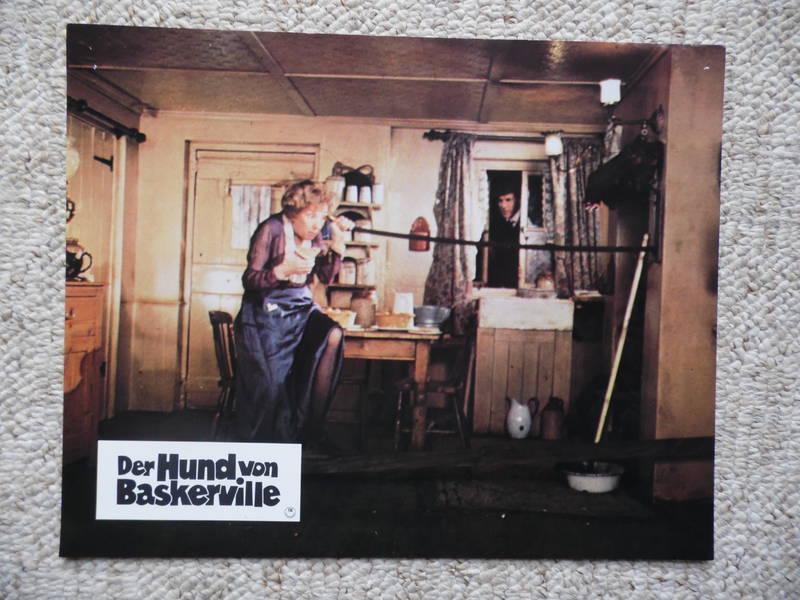 der hund von baskerville 1978 5 aushangfotos. Black Bedroom Furniture Sets. Home Design Ideas
