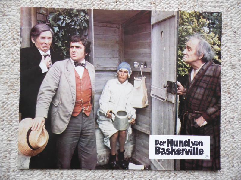 der hund von baskerville 1978 8 aushangfotos. Black Bedroom Furniture Sets. Home Design Ideas