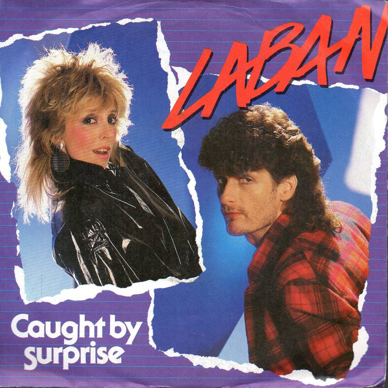 Laban - Caught By Surprise / Let Me Know