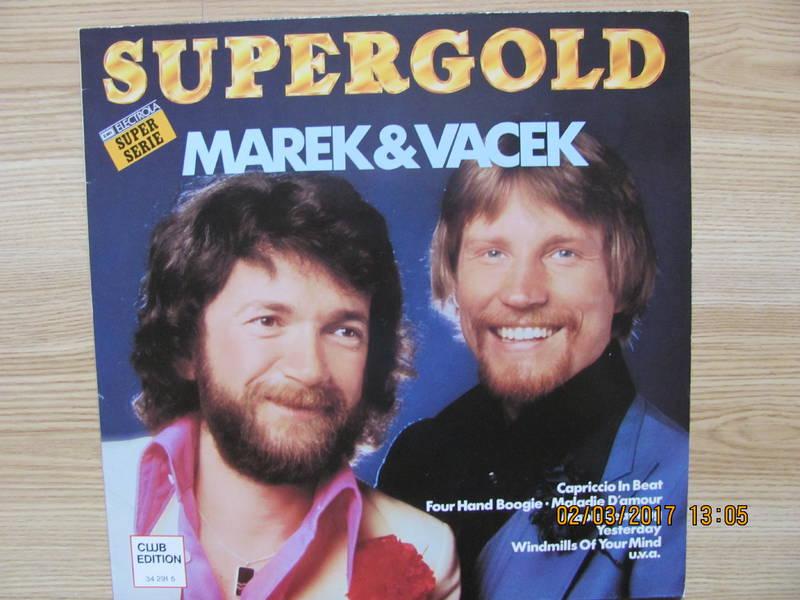 Marek & Vacek - Auf Tournee
