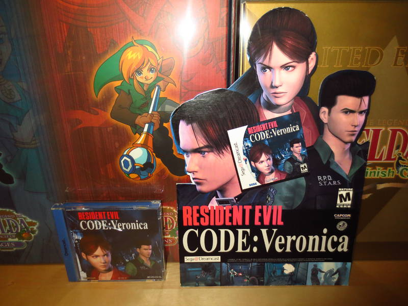 Resident evil coupon