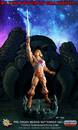 1/4 pop culture shock collectibles: masters of the universe - he-