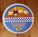 ZAGREBACKA PIVOVARA Zagreber Brauerei 1892 Bierdeckel BD