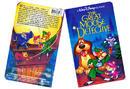 The Great Mouse Detective (Basil, der Mäusedetektiv) US-VHS
