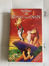 VHS König der Löwen (Disney). Hologramm-Edition