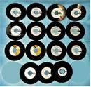 15 verschiedene Single von Mireille Mathieu