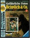 Hörbuch / Hörspiel Heimlich & Co - Gefährliche Fotos - Folge 2