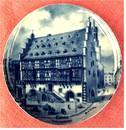Hanau Jahresteller Goldschmiedehaus - von Berlin Design Porzellan