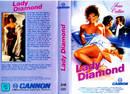 Lady Diamond - The Bitch - Joan Collins (1979) VHS Hartbox