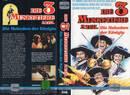 Die 3 Musketiere - Die Halunken der Königin (1974) VHS