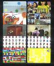 NIEDERLANDE - Schöner kleiner Telefonkartenposten mit 10 Karten