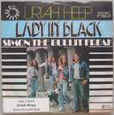 "Single 7"" Lady in Black / Simon the bullit freak - Hit aus 1977"