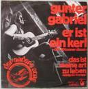 """Single 7"""" Er ist ein Kerl / Das ist meine Art zu leben - 1973"""
