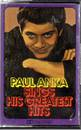 Paul Anka sings his greatest Hits