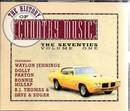 The History of Country Music - The Seventies Volume one - 2 CDs
