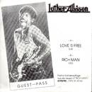 Love is Free - Luther Allison