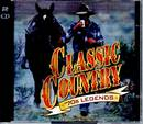 Classic Country '70s Legends - 2 CDs