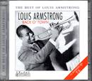 Louis Armstrong - Back O' Town - 2 CDs