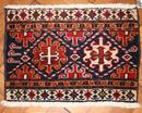 Orientteppich, Meschkin, alt (Shahr, NW-Persien, Aserbaidschan)