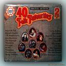 Various Artists - 40 Folk Favourites - Vinyl
