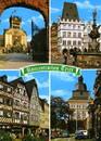 Romantisches Trier - Abtei St. Matthias / Steipe und Rotes Haus /