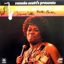Ronnie Scott's presents Sarah Vaughan 'Live'