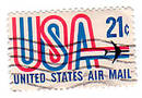 USA United States Air Mail