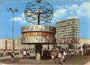 Berlin - Hauptstadt der DDR - Uraniussäule mit Weltzeituhr