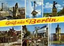 Berlin - Gruß aus Berlin (Mehrbildkarte)