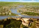 Koblenz an Rhein und Mosel, Festung Ehrenbreitstein und Deutsches
