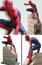 Spiderman-Life Size Statue Homecoming  inkl. Base ! limitiert !
