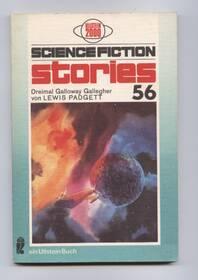Science Fiction-Stories 56 von Lewis Padgett Dreimal Galloway Gal