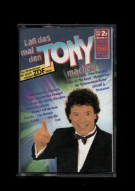 LASS DAS MAL DEN TONY MACHEN - TONY MARSHALL MC Musikkassette