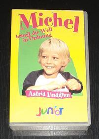 Jan, Ohlsson Michel bringt die Welt in Ordnung Astrid Lindgren