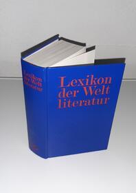 Das kleine Lexikon der Weltliteratur - Hermann Pongs