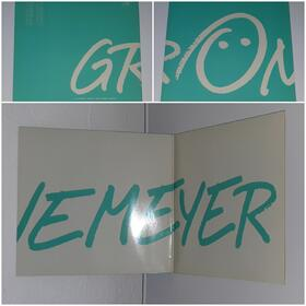 Herbert Grönemeyer  Ö LP Vinyl 1988