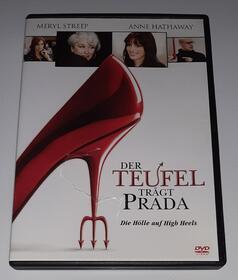 Der Teufel trägt Prada - Die Hölle auf High Heels DVD