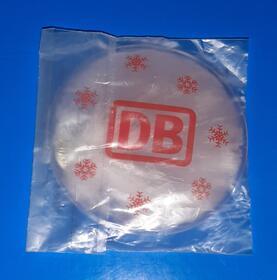 DB Handwärmer Deutsche Bahn Werbung Souvenir TaschenwärmeWALKING