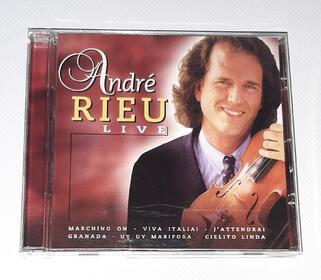 André Rieu Live CD