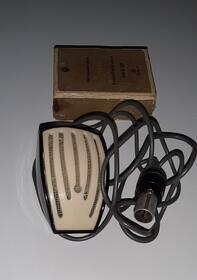 historisches Mikrofon Kristall KM 8157 - Vintage DDR