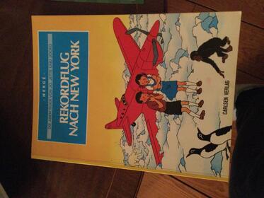 Die Abenteuer von Jo, Jette und Jocko - Rekordflug nach NY