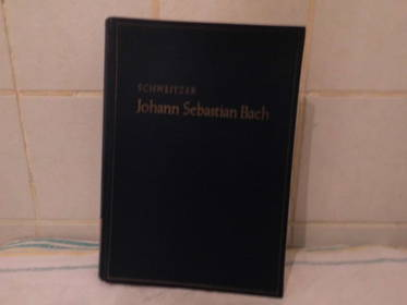 Johann Sebastian Bach - Von Schweitzer