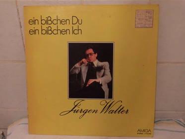 Jürgen Walter - Ein bisschen du, ein bisschen ich
