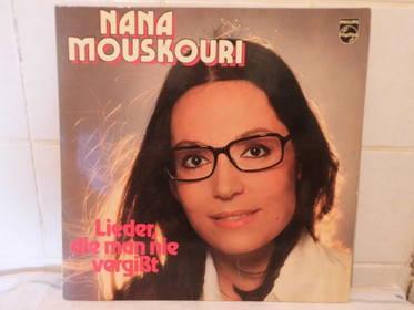 Nana Mouskouri - Lieder, die man nie vergißt