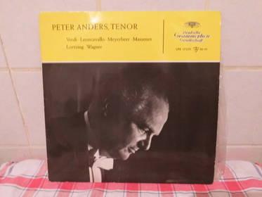Peter Anders - Tenor