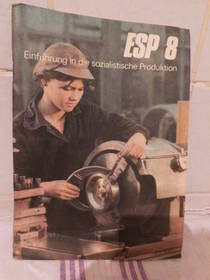 Einführung in die sozialistische Produktion 8