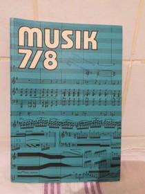 Zusatzbuch Musik 7. und 8. Klasse DDR