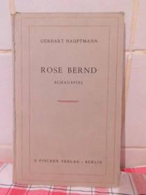 Rose Bernd - Schauspiel