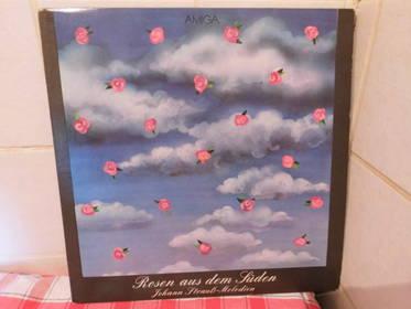 Rosen aus dem Süden - Johann Strauß - Melodien